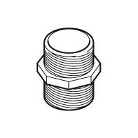PVC Fittings  - BSP Threaded