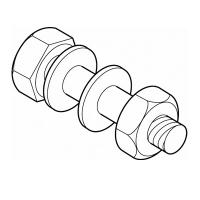 BZP Fasteners 1