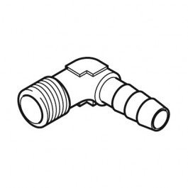 Male Elbow Hose Adaptors