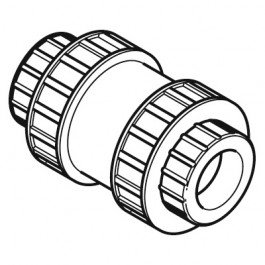 Solvent Weld Ends  -  Metric Pipe