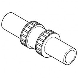 HDPE Spigot Ends  -  Metric Pipe