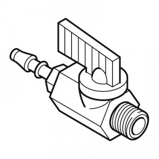 Lt 3000 Nylon Ball Valve Hosetail
