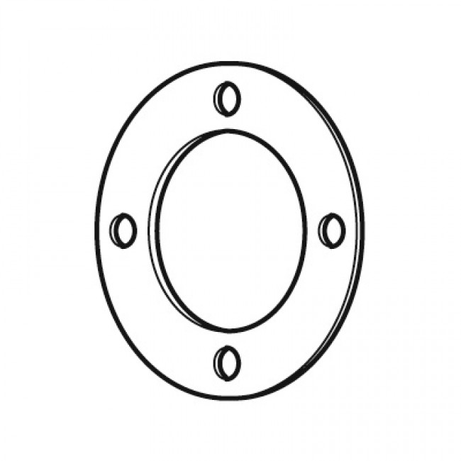 Full Face Gasket – Table D & E - PVC Flange Accessories Table D