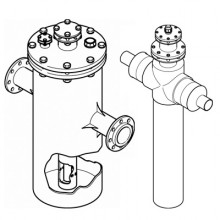 Double-Flanged Tank