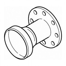 Female Flanged Adaptor