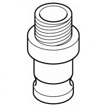 Male BSPT Threaded Adaptor